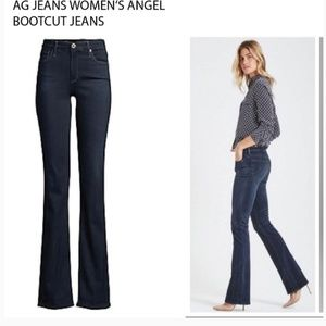 AG Angel boorcut jeans -29 great condition!